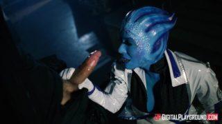 DigitalPlayground – Ass Effect A XXX Parody – Rachel Starr