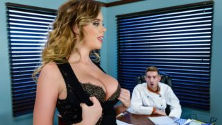 BigTitsAtWork – Bon Appetitties – Alexis Adams