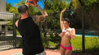 BigTitsInSports – Double Dribble on my Tits – Kendra Lust