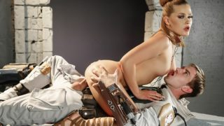 BrazzersExxtra – Star Whores Princess Lay – Abby Cross