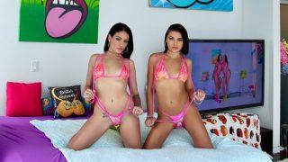 Swallowed – Tag Team Dream With Kissa And Adriana – Adriana Chechik – Kissa Sins