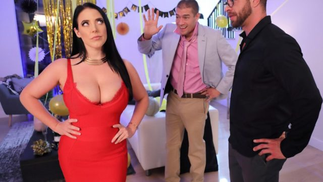 RealWifeStories – Fappy New Year – Angela White