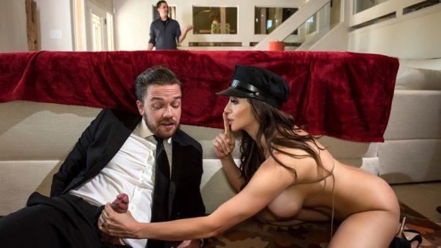 RealWifeStories – Lick My Limo – Ariella Ferrera