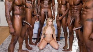 Blacked – Passing Me Around – Kali Roses
