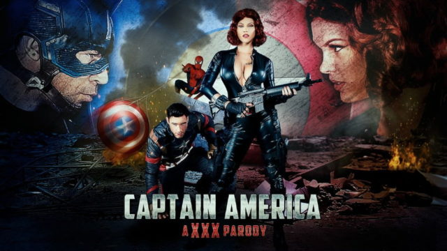 DigitalPlayground – Captain America A XXX Parody – Peta Jensen