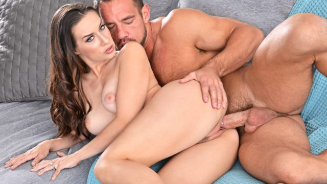 DirtyWivesClub – Cassidy fucking in the living room with her hazel eyes – Cassidy Klein