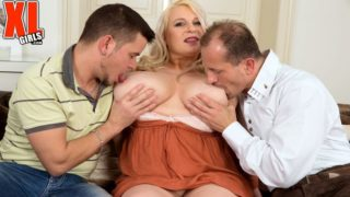 XLGirls – 2 Blokes For Sammy – Samantha Sanders