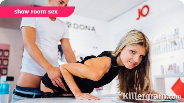 Killergram – Show Room Sex – Gina Gerson