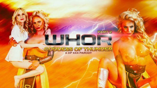 DigitalPlayground – Whor Goddess of Thunder – Phoenix Marie – Piper Perri
