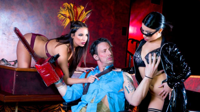 DigitalPlayground – Rina Ellis Saves The World A XXX 90s Parody – Episode 4 – Anissa Kate – Rina Ellis