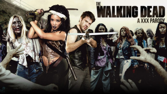 DigitalPlayground – The Walking Dead A XXX Parody – Kiki Minaj