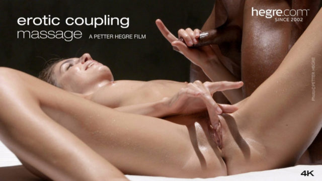 Herge – Erotic Coupling Massage – Charlotta