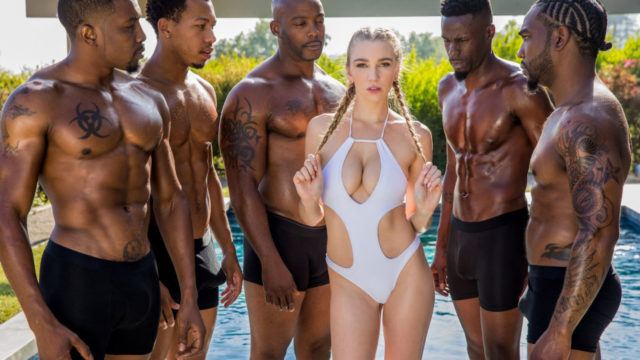 Blacked – Ive Never Done This Before – Kendra Sunderland