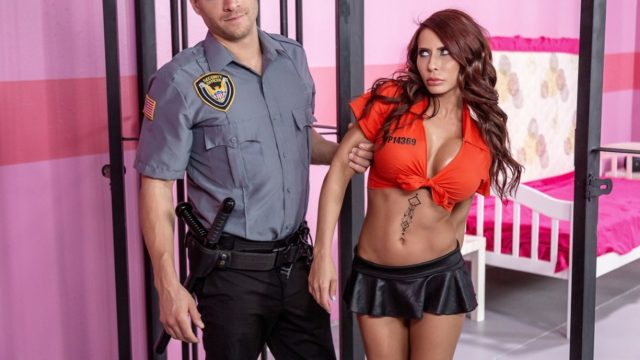 PornstarsLikeItBig – Glam Jail Nail – Madison Ivy